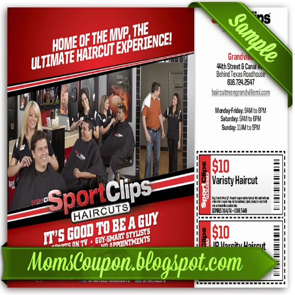 graphic about Sports Clips Coupon Printable called Sports activities clips coupon codes